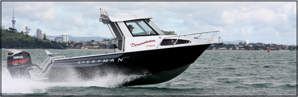 Everyman boats slide show banner